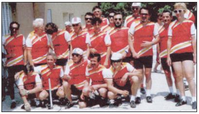 Premiers adhérents (1994)